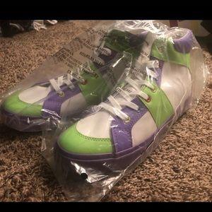 Disney Buzz Lightyear Sneakers   Poshmark